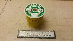 Nos Berkshire Huscky Cable Wire 500 22 awg Solid Tc 8530 4 Mil w 76 1561 5