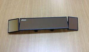 Jdm 11 To 16 Universal 3 Sec Panoramic Rear View Mirror W 2 Extenders M 65