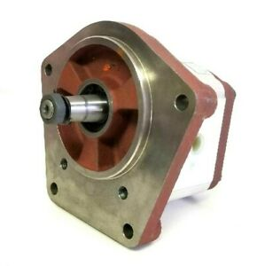 Single Stage Hydraulic Pump For Case Ih Tractor 1121539r91
