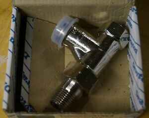 Drayton Trv3 1 2 Npt Thermostatic Radiator Valve Body