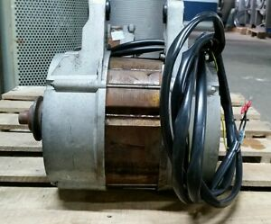 Washer Motor Unimac speed Queen huebsch 35lbs 40lbs 220v 3 Phase