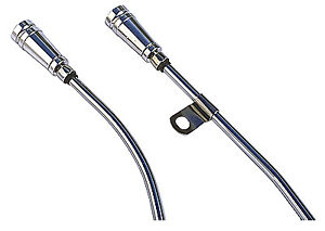 Trans Dapt 8900 Oil Pan Dipstick And Tube Kit 1955 78 Small Block Chevy 283 400