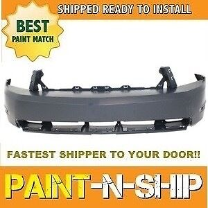 Fits 2010 2011 2012 Ford Mustang Gt Front Bumper Painted Fo1000646