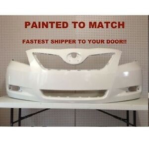 Fits 2007 2008 2009 Toyota Camry Front Bumper Painted To1000329