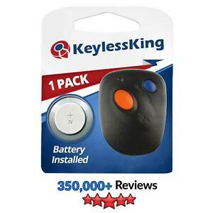 New Replacement Keyless Entry Remote Control Key Fob Clicker For A269zua111