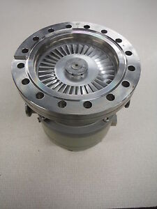 Pfeiffer Turbo Molecular High Vacuum Pump Tpu 100