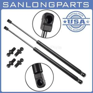 2pcs Rear Hatch Liftgate Tailgate Lift Supports Shock Strut For Grand Cherokee