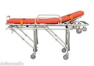 Emergency Stretcher Ambulance Automatic Loading Folding Fda 191 mayday