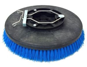 Set Of 2 Tennant 14 Scrub Brush 399247 For A5 T5 Floor Scrubber Speed Scrubber