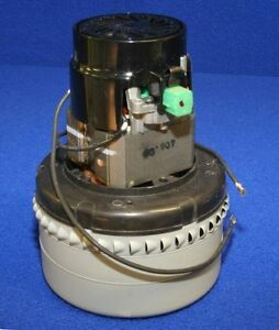 Tennant 10914 Vacuum Motor 36v 3 Stage For 465 1465 480 1480 Floor Scrubbers