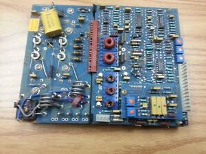 Thermwood Servo Drive Board For Baldor Feed Motors Se259