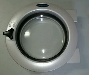 Wascomat Front Load Washer W640 Door With Glass