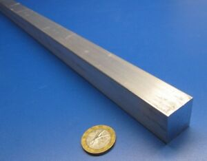 6061 T651 Aluminum Square Bar 7 8 875 Thick X 7 8 Wide X 36 Length