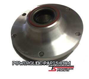 Tsi Powerglide Billet Shorty Dragster Cover With Bearing Tail Housing