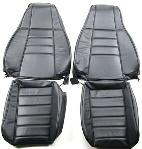 Jeep 1997 2002 Tj Wrangler Front Seats Upholstery Kit New