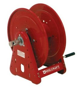 Reelcraft Ca38106 M 1 2 X 100ft 5000 Psi Pressure Washer Reel Without Hose