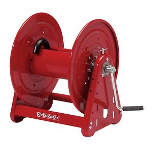 Reelcraft Ca38112 M 1 2 X 200ft 5000 Psi Pressure Washer Reel Without Hose