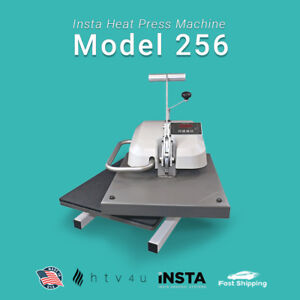 Insta Heat Press Machine Model 256