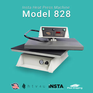 Insta Heat Press Machine Model 828 free Shipping