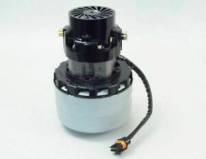 Tennant Vacuum Motor 3 Stage 24vdc 1039763 For T7 Floor Speed Scrub Machine