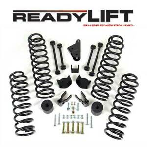 Readylift 4 Sst Coil Spring Lift Kit Fits 07 14 Jeep Wrangler Jk 69 6400