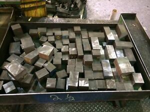 1 170 Pounds Of 2 1 2 Thick D2 Tool Steel
