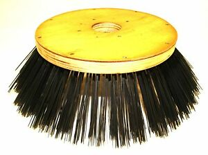 Tennant 14 Flat Wire Side Broom Brush Part 1042097 Sweeper S30 Industrial