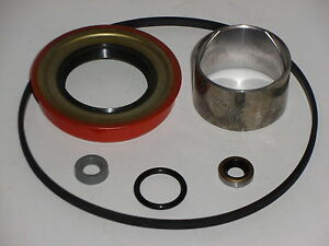 Tail Housing Reseal Kit Fits All Gm Aluminum Powerglide Transmissions 1962 1973