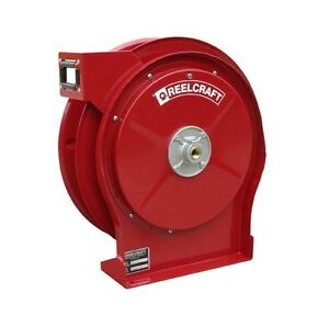 Reelcraft 5605 Olp Hose Reel 3 8 X 50ft 500 Psi For Air Water Without Hose
