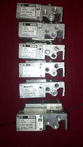Bosch Rexroth 0 821 706 008 Valve Banks 395 055 401 080 R480039932