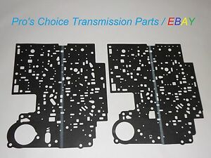 2001 2006 Gm 4l60e 4l65e Transmission Valve Body Separator Spacer Plate Gaskets