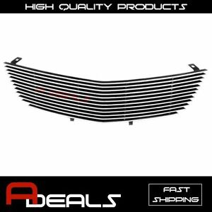 For Chevy Impala 2000 2005 Upper Billet Grille Grill Insert replacement A d