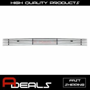 For Chevy Silverado 1500 2009 2011 Air Dam Billet Grille Grill Insert A D