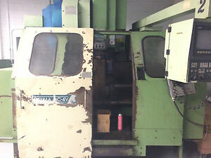 Cnc Machining Center Okuma Mc4vae