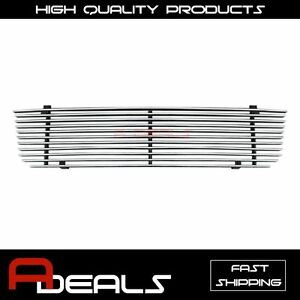 For Ford Ranger 1993 94 95 96 1997 Upper Billet Grille Grill Insert Cut Out