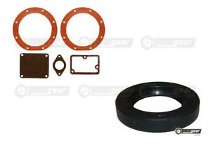 Mg Mgb Mgc 3 Synchro Gearbox Overdrive D Type Gasket Set And Oil Seal