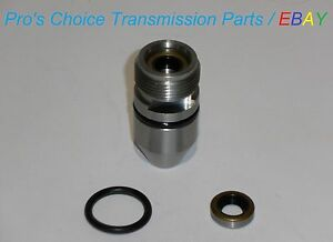 Gm Turbo Th Thm 350 350c Speedo Gear Housing Adapter Extra Oil Seal