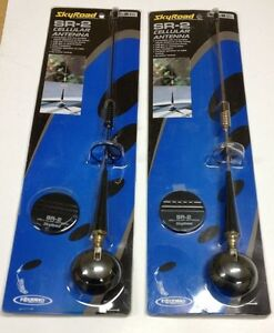 Vintage 17 adjustable Angle Real Cellphone Aerial Roof Antenna Car Suv Ant sr2