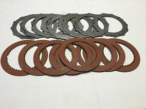 Tsi Powerglide Transmission Clutch Pack With Steels Qty 8 Alto Reybestos