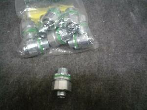 10 Ct Lot 1 2 Inline Fitting Liquid Tight For Pex Pipe Believe Hubbell
