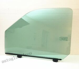 For 99 12 Ford F Series Heavy Duty Excursion Front Door Window Glass Driver Left