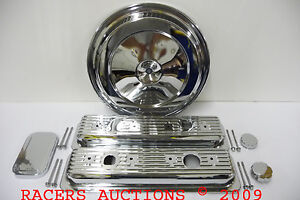 Chevy Truck Chrome Engine Dress Up Kit 88 92 350 305