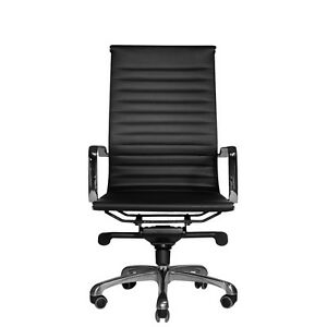 Lot Of 5 Wobi Office Robin Highback Executive Office Ergonomic Chair
