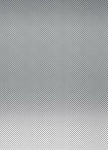 3003 Aluminum Perforated Sheet 063 Thick X 36 X 40 25 Hole Dia