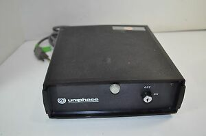 Uniphase Laser Power Supply 115 230 Vac Input 3100 Vdc Output Model 216 1