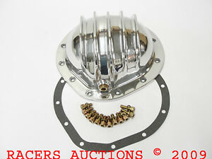 12bolt Aluminum Differential Cover Kit Chevy 8 75 67 81 C10 K10 Pickup Truck