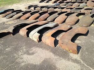 1939 Thru 1947 Hudson Nos And Used Rear Fenders