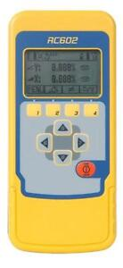 Spectra Precision Rc602 Remote Control For Gl622 Gl612 Slope Grade Laser Trimble
