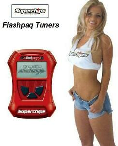 Superchips Flashpaq Tuner Gm V8 Cars 1999 2006 Ls1 ls2 ls6 Engines