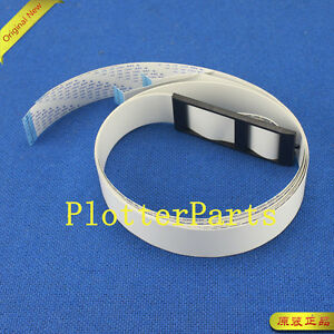 Q6659 67015 Carriage Trailing Cable For Hp Designjet Z2100 T1100 T610 Ps 44 Inch